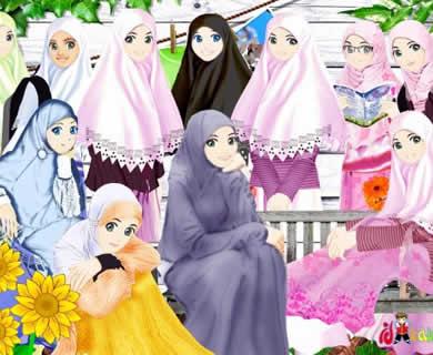 Jeritan wanita barat dan kekagumannya kepada wanita Muslimah