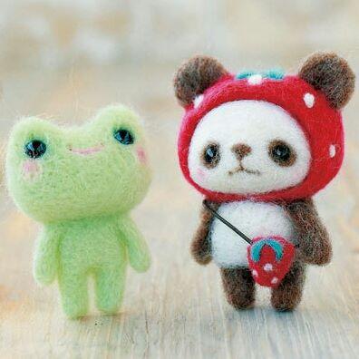 Lucu juga ya kalo Panda bisa jadian sama Pangeran Kodok :mrgreen: